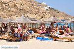 Super Paradise strand | Mykonos | Griekenland foto 25 - Foto van De Griekse Gids