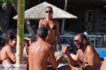 Super Paradise strand | Mykonos | Griekenland foto 29 - Foto van De Griekse Gids