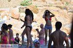 Super Paradise strand | Mykonos | Griekenland foto 32 - Foto van De Griekse Gids