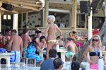 Super Paradise strand   Mykonos   Griekenland foto 35
