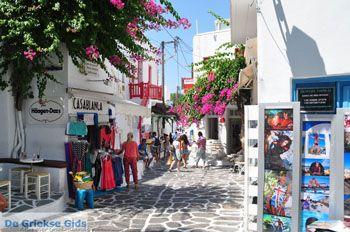 Mykonos stad (Chora) | Griekenland | De Griekse Gids foto 67 - Foto van De Griekse Gids