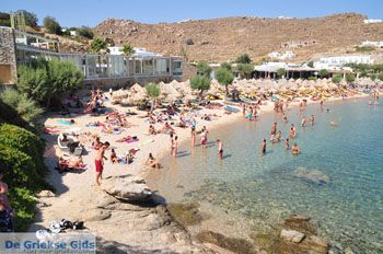 Paradise Beach Mykonos (Kalamopodi) | Griekenland | De Griekse Gids foto 12 - Foto van De Griekse Gids