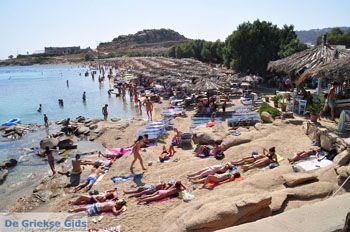 Paranga Beach Mykonos | Griekenland | De Griekse Gids foto 7 - Foto van De Griekse Gids
