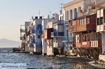 Mykonos stad (Chora) | Griekenland | De Griekse Gids foto 106 - Foto van De Griekse Gids