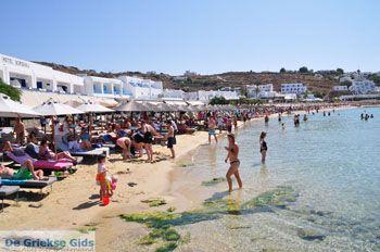 Platis Gialos Mykonos | Griekenland | De Griekse Gids foto 13 - Foto van De Griekse Gids