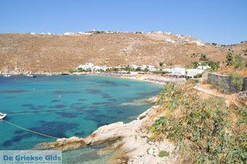 Psarou beach Mykonos | Psarou strand | De Griekse Gids foto 3 - Foto van De Griekse Gids