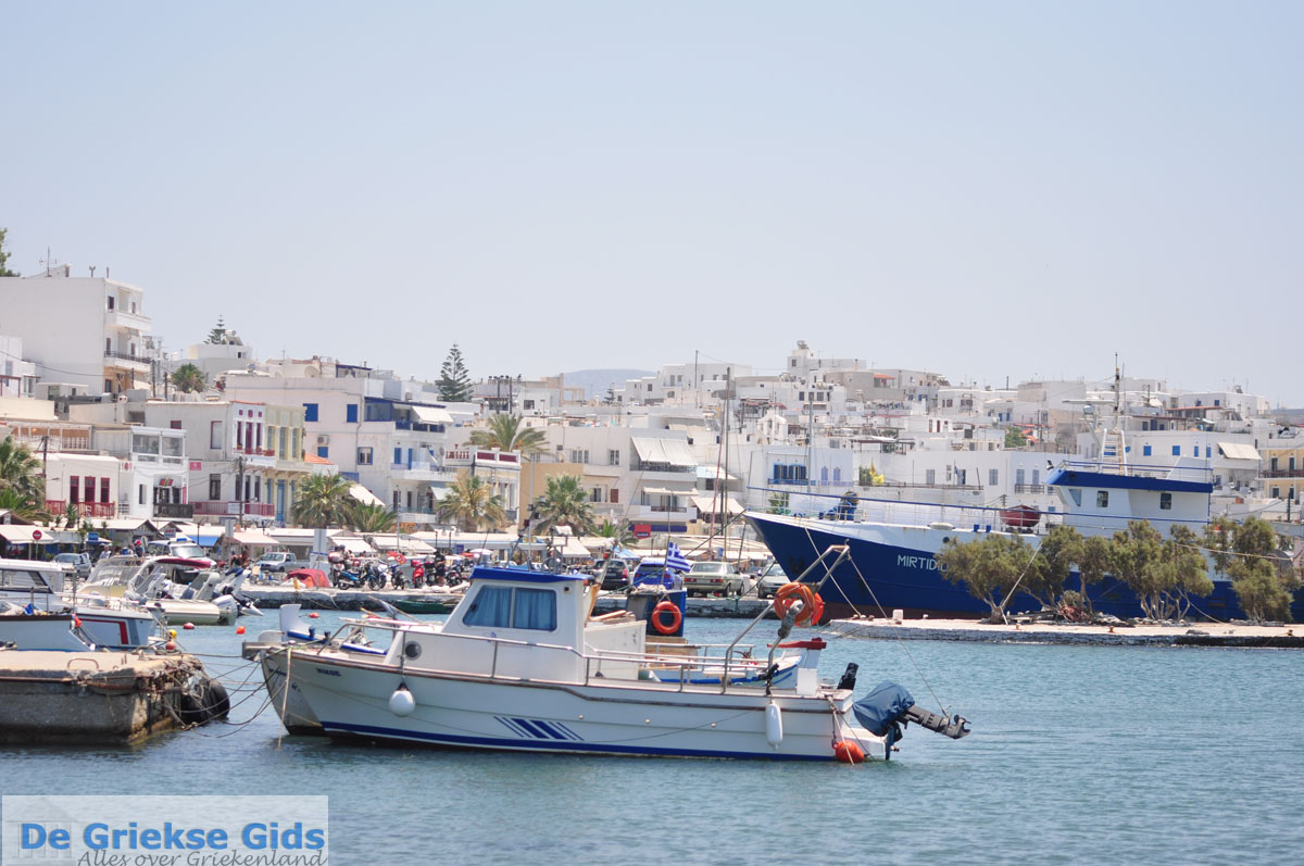 foto Naxos stad   Eiland Naxos   Griekenland   foto 4