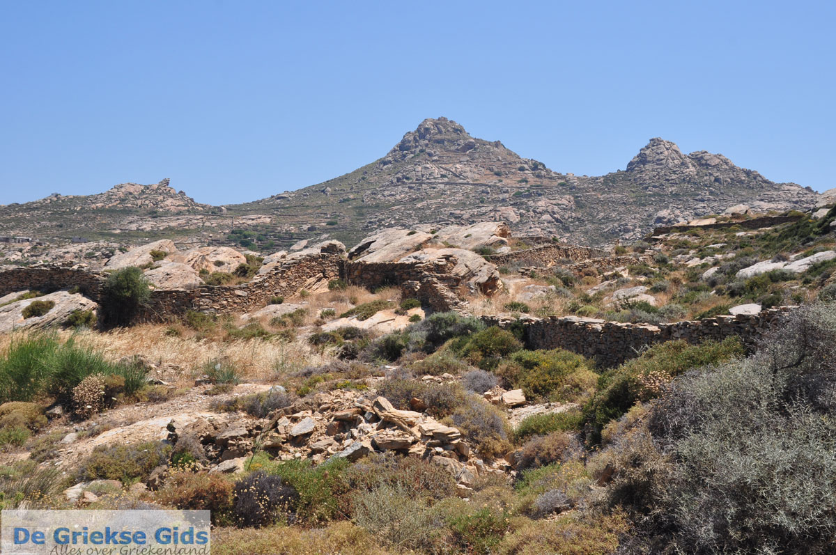 foto Berglandschap Naxos | Eiland Naxos | Griekenland | foto 8