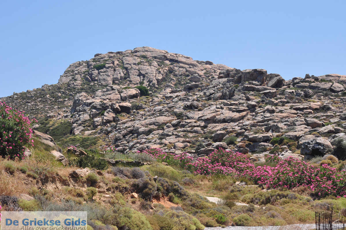 foto Berglandschap Naxos | Eiland Naxos | Griekenland | foto 10