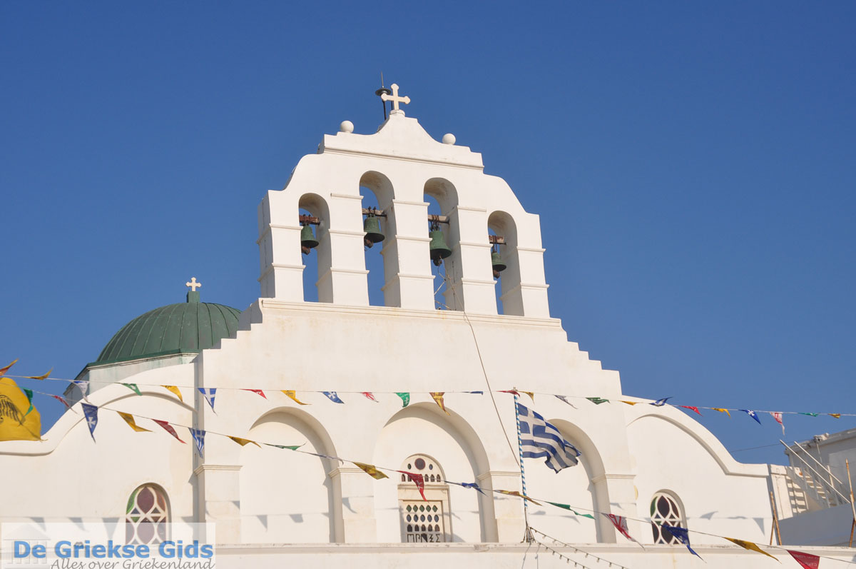 foto Naxos stad | Eiland Naxos | Griekenland | foto 28