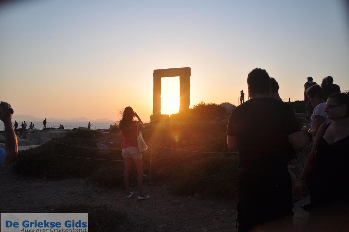 foto Naxos stad   Eiland Naxos   Griekenland   foto 56