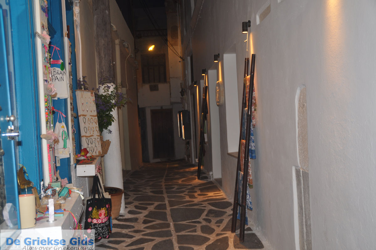 foto Naxos stad   Eiland Naxos   Griekenland   foto 68