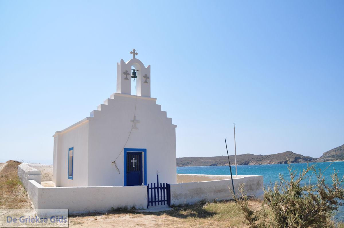 foto Agios Nikolaos o Ftochos Molos Paros | Griekenland foto 13