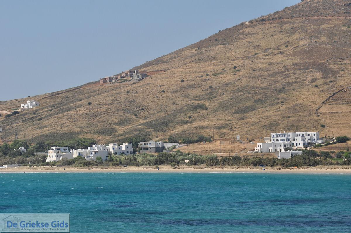 foto Strand Molos Paros | Griekenland foto 14