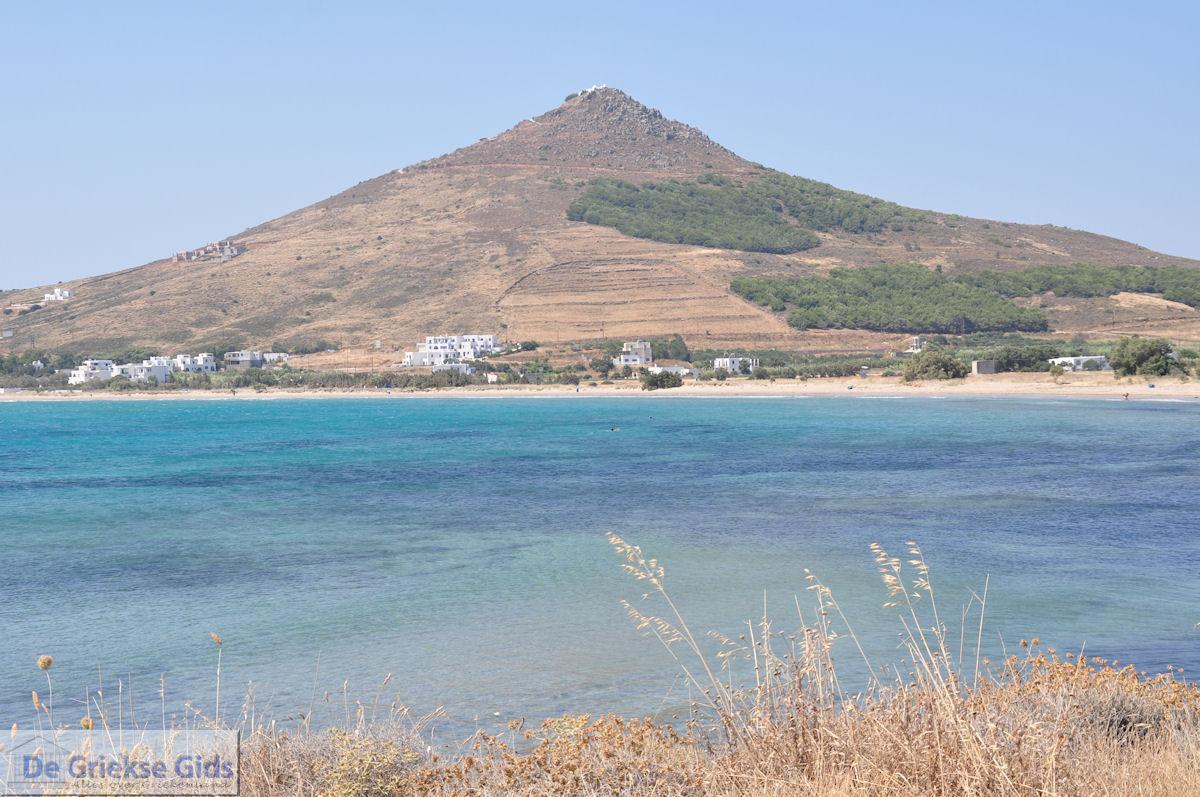 foto Op de heuvel Kastro Orias bij Molos Paros | Griekenland foto 16