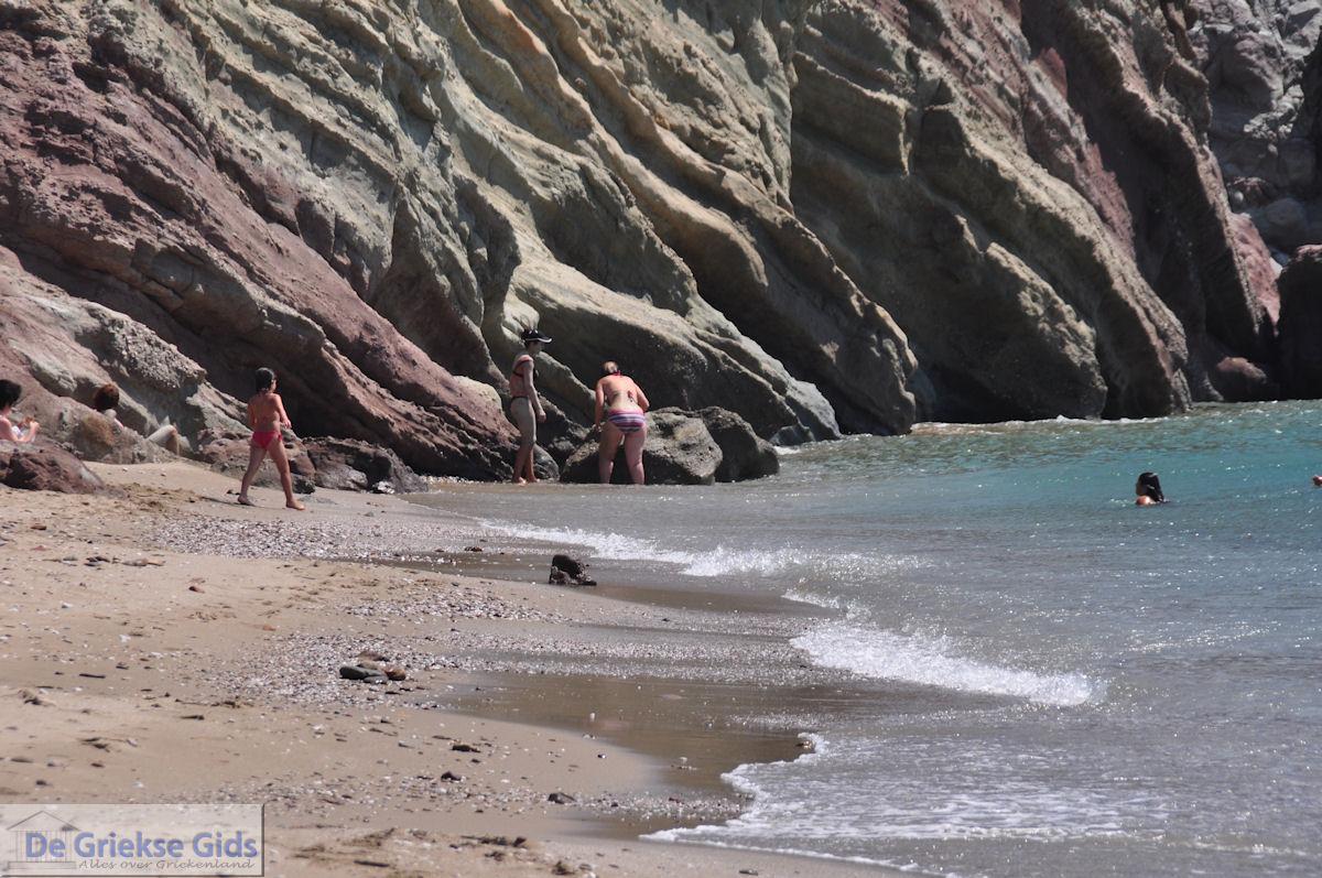 foto Strand Kalogeras bij Molos Paros | Cycladen | Griekenland foto 2