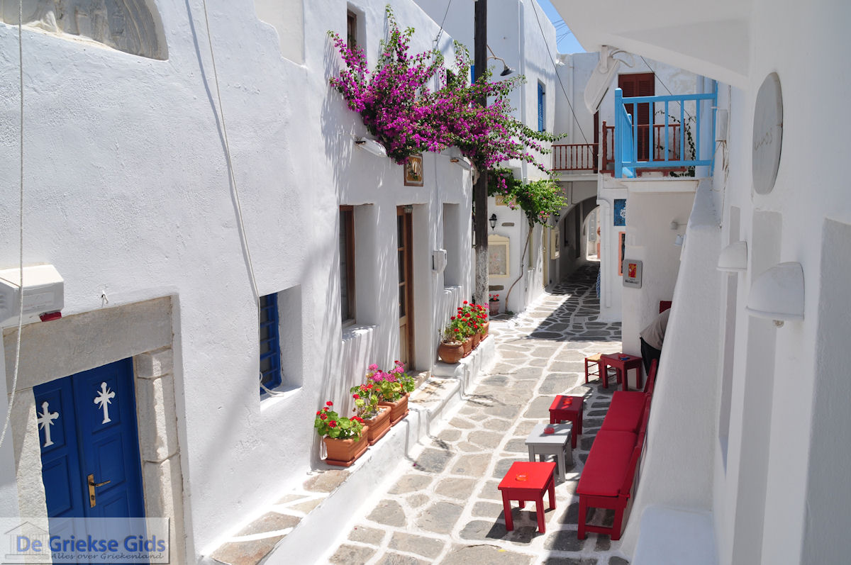 foto Naoussa Paros | Cycladen | Griekenland foto 77