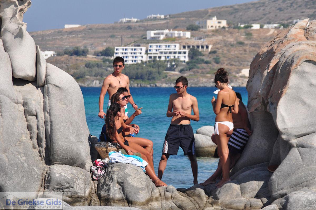 foto Kolimbithres (Kolymbithres) Paros | Griekenland foto 30