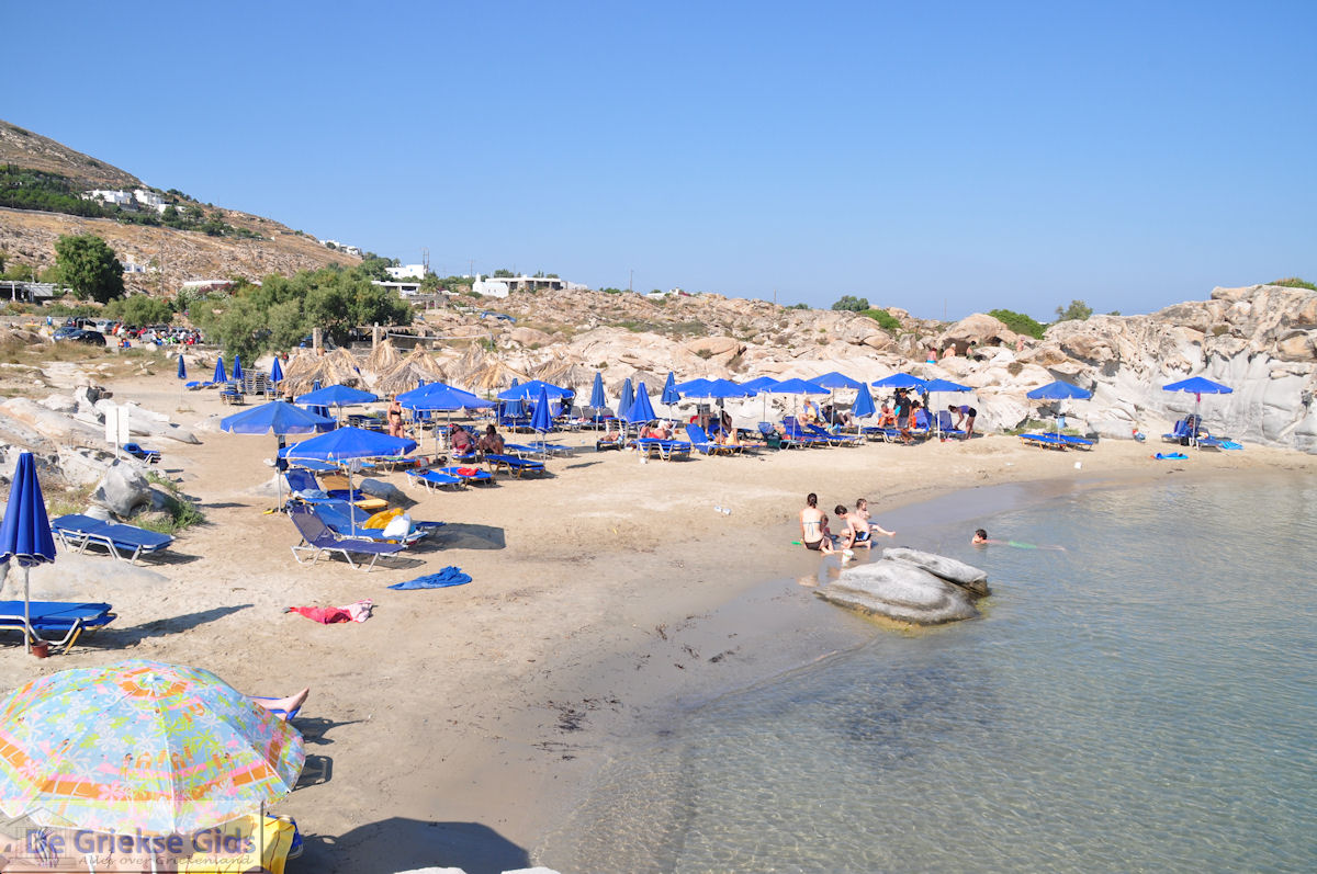 foto Kolimbithres (Kolymbithres) Paros | Griekenland foto 32
