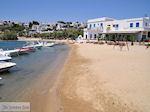 Strand Piso Livadi Paros | Cycladen | Griekenland foto 8 - Foto van De Griekse Gids