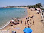 Strand Logaras Paros | Cycladen | Griekenland foto 5 - Foto van De Griekse Gids