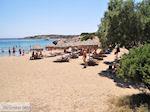 Strand Farangas Paros | Cycladen | Griekenland foto 3 - Foto van De Griekse Gids