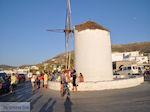 Windmolen Parikia Paros | Cycladen | Griekenland foto 10 - Foto van De Griekse Gids