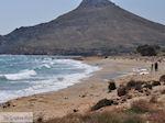 Stranden Glyfades en Tsoukalia Paros   Griekenland foto 3 - Foto van De Griekse Gids