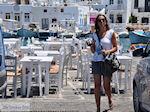 Wendy Nikolidakis in Naoussa Paros | Cycladen | Griekenland foto 58 - Foto van De Griekse Gids