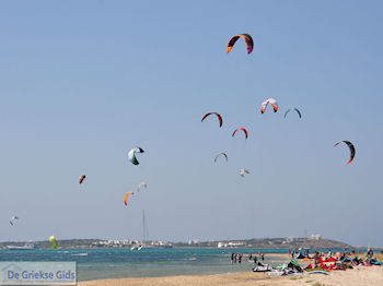 Pounta (Kitesurfen tussen Paros en Antiparos) | Griekenland foto 7 - Foto van De Griekse Gids