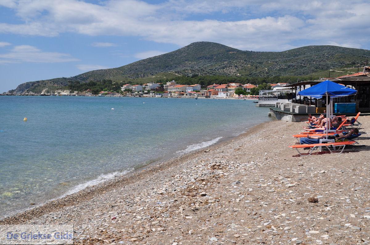 foto Strand in Heraion (Ireon) - Eiland Samos