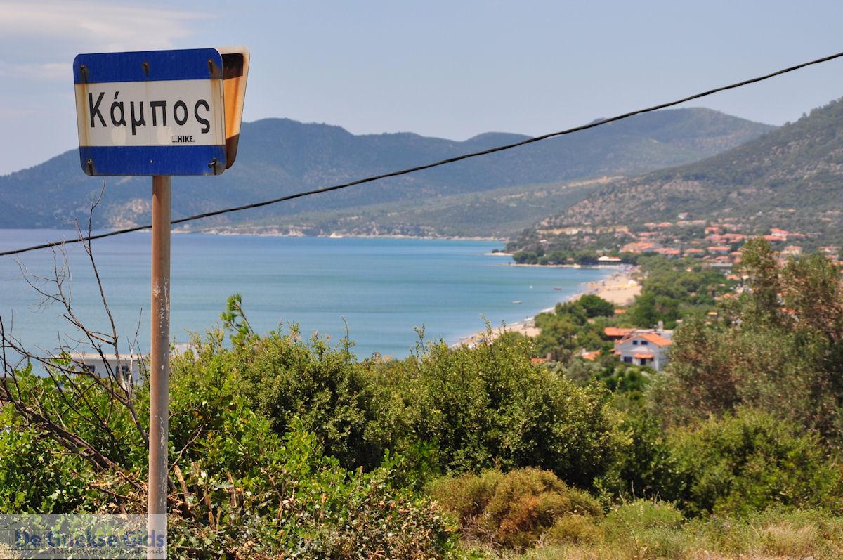 foto De baai bij Kampos (Votsalakia)  - Eiland Samos