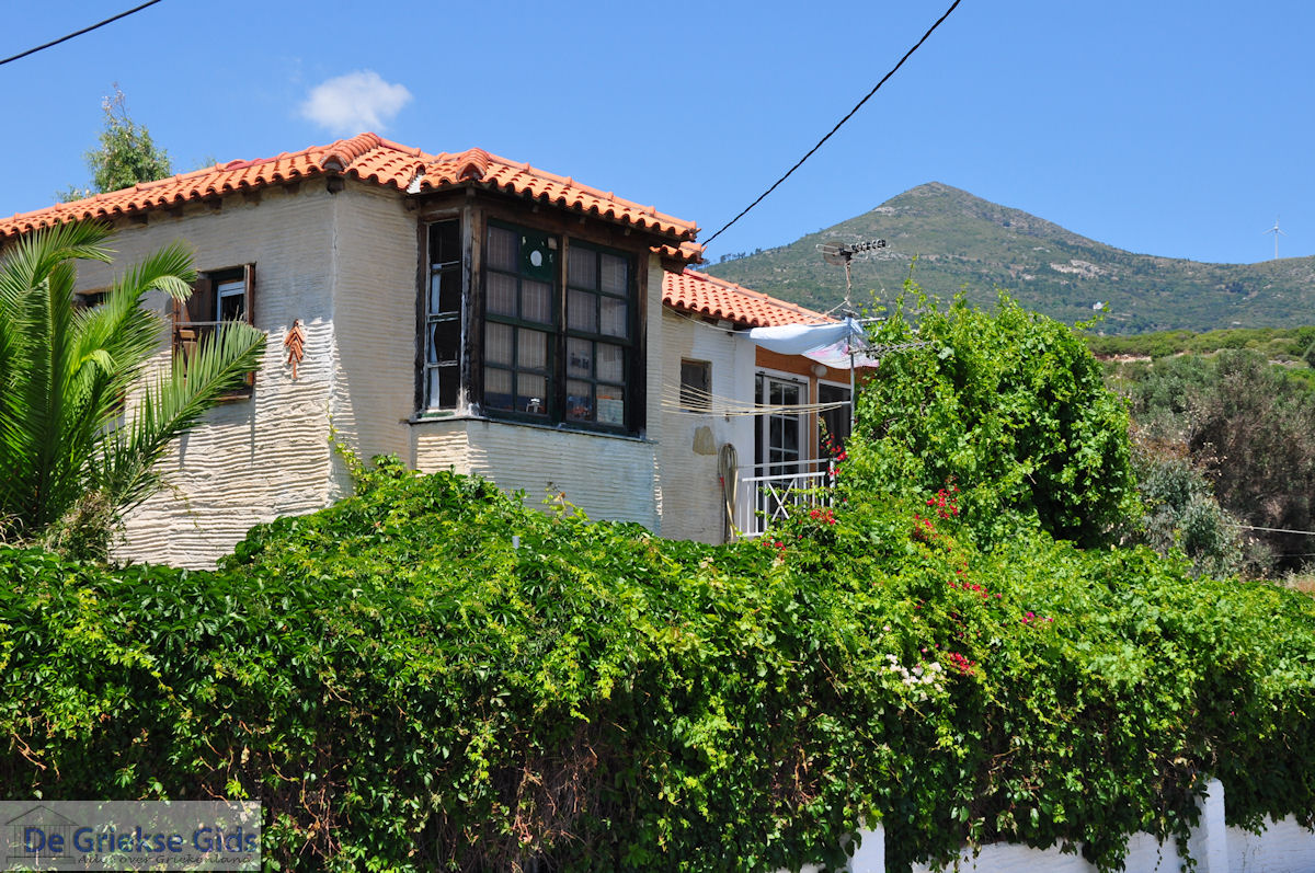 foto Huis in het Kampos gebied (Votsalakia) - Eiland Samos