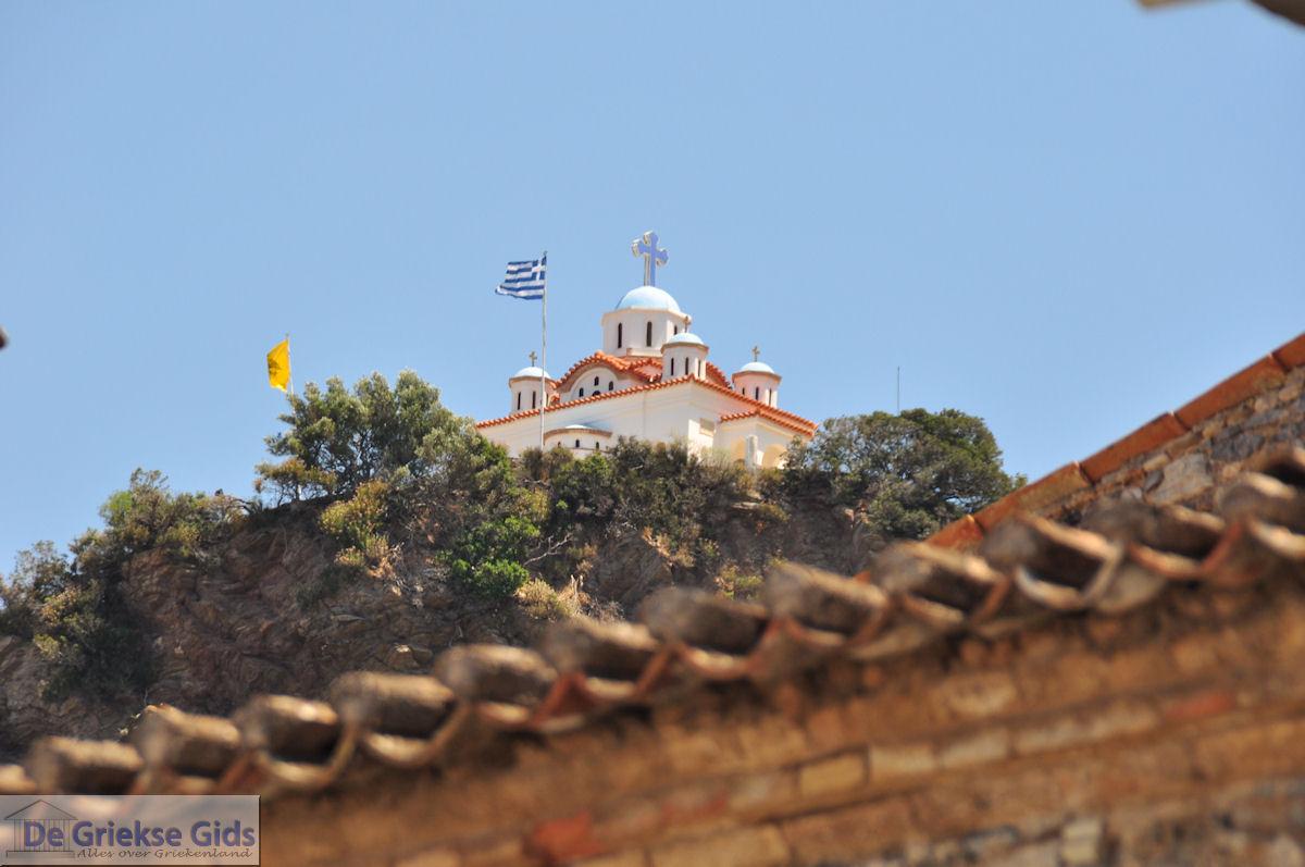 foto de bekende kerk van Karlovassi - Eiland Samos
