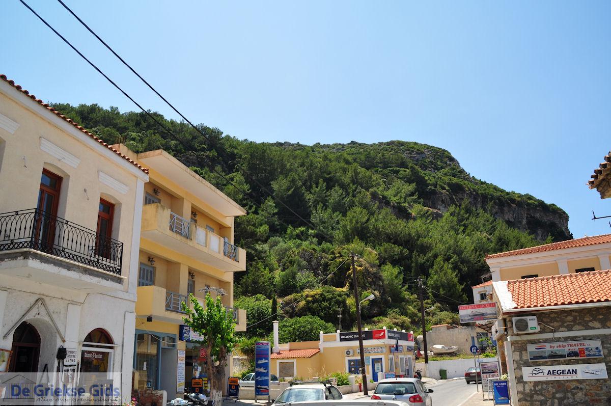 foto Groene omgeving Karlovassi - Eiland Samos