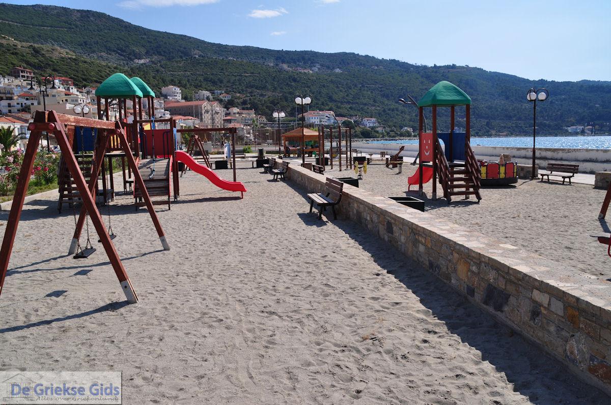 foto Speeltuin in Samos stad - Eiland Samos