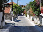 Straatje Pythagorion op Samos - Eiland Samos - Foto van De Griekse Gids