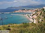 Strand en haven van Pythagorion - Eiland Samos - Foto van De Griekse Gids
