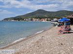 Strand in Heraion (Ireon) - Eiland Samos - Foto van De Griekse Gids