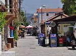 Straatje in Heraion (Ireon) - Eiland Samos - Foto van De Griekse Gids