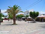 Dorpsplein Heraion (Ireon) - Eiland Samos - Foto van De Griekse Gids