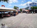 Heraion dorpsplein - Eiland Samos - Foto van De Griekse Gids