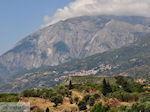 Marathokampos en daarachter het Kerkis (Kerketea) gebergte. - Eiland Samos - Foto van De Griekse Gids