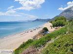Het langgerekte strand van Kampos (Votsalakia) - Eiland Samos - Foto van De Griekse Gids