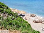 Votsalakia (Kampos) zand- kiezelstrand - Eiland Samos - Foto van De Griekse Gids