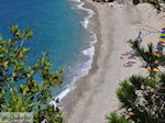 Het Strand Tsambou tussen Kokkari en Agios Konstandinos - Eiland Samos - Foto van De Griekse Gids