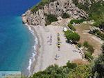 Tsamadou strand bij Kokkari - Eiland Samos - Foto van De Griekse Gids