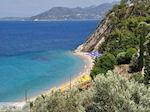 Tsamadou strand bij Kokkari- Eiland Samos - Foto van De Griekse Gids
