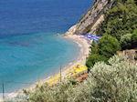 Tsamadou kiezelstrand bij Kokkari - Eiland Samos - Foto van De Griekse Gids