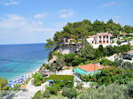 Gezellig Lemonakia beach bij Kokkari - Eiland Samos - Foto van De Griekse Gids